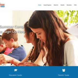 Unveiled: New Brand Identity for Chinese Summer Camp