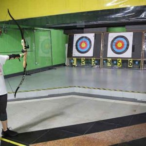 New Activity at Camp: Archery
